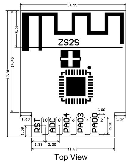 ZS2S Module Datasheet