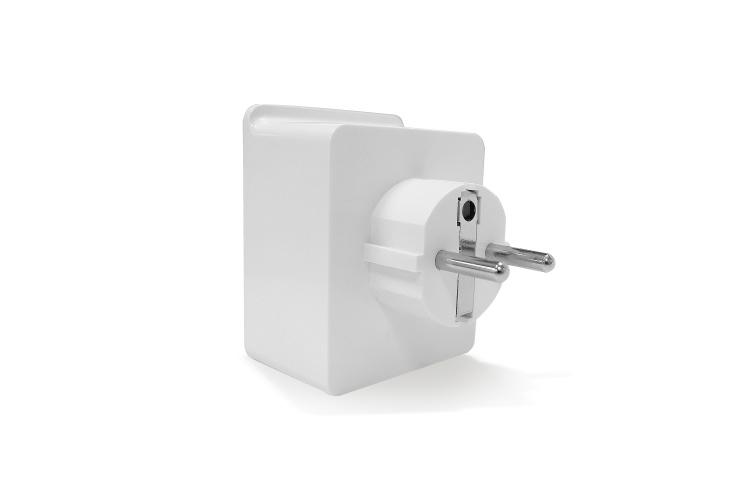 Smart Plug with Dual USB