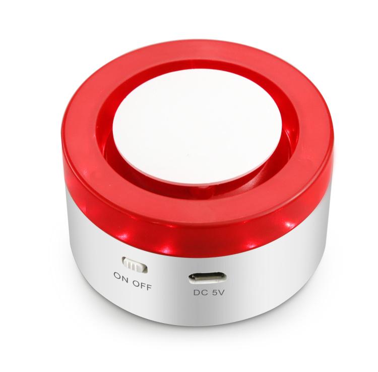 Tuya Smart Gateway Alarm Kit Wi-Fi + GSM + Zigbee Solution