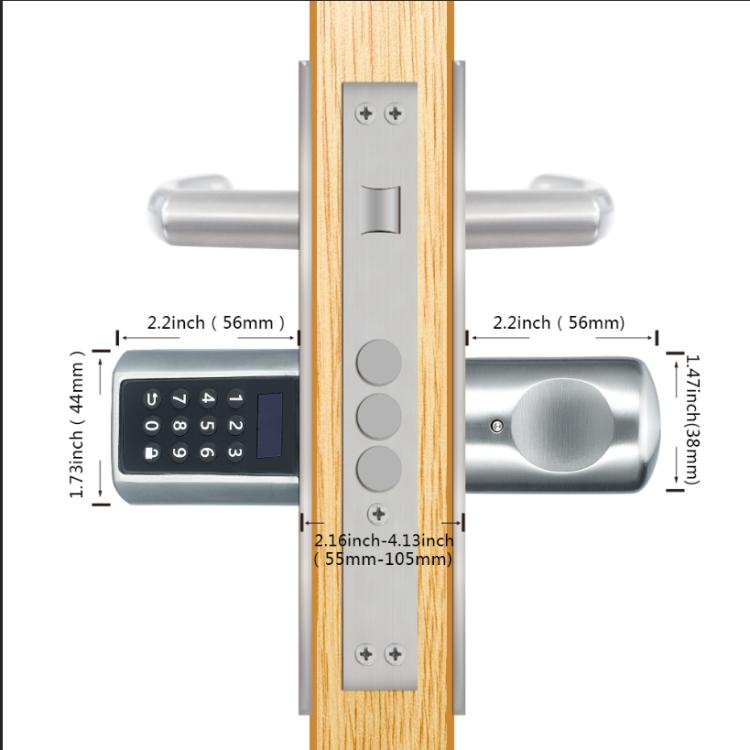 Zigbee Smart Lock