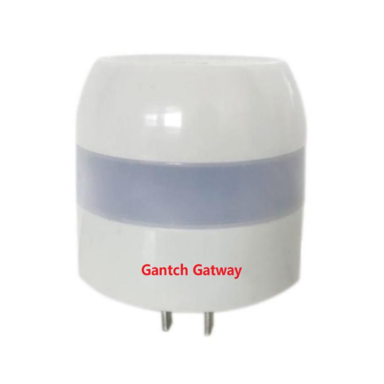 WiFi connected ZigBee gateway