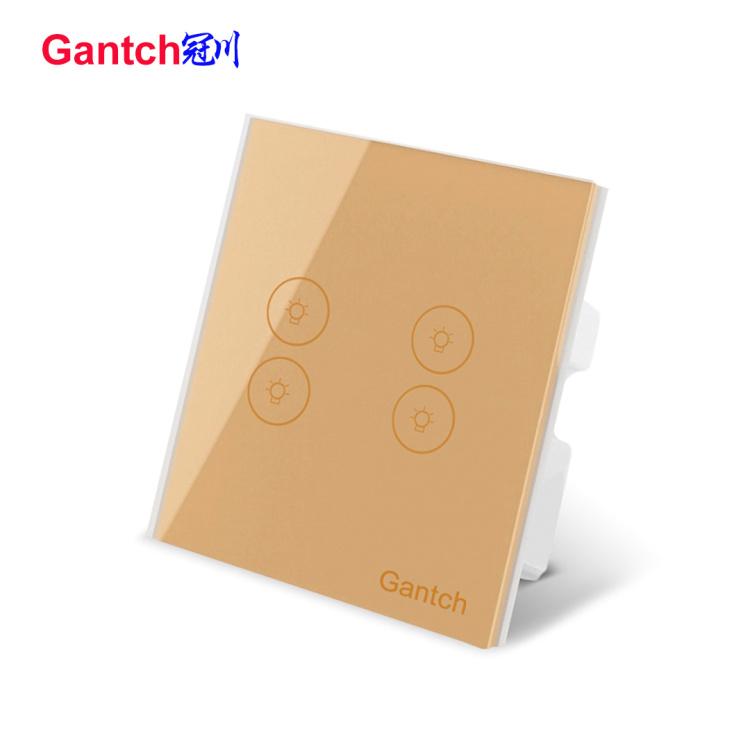 Smart Lighting Switch 4 Gang