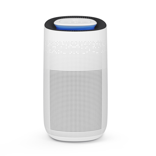 Oem China Activated Carbon Hepa Filter Sensor Home Room Smart Portable Fresh Air Purifier