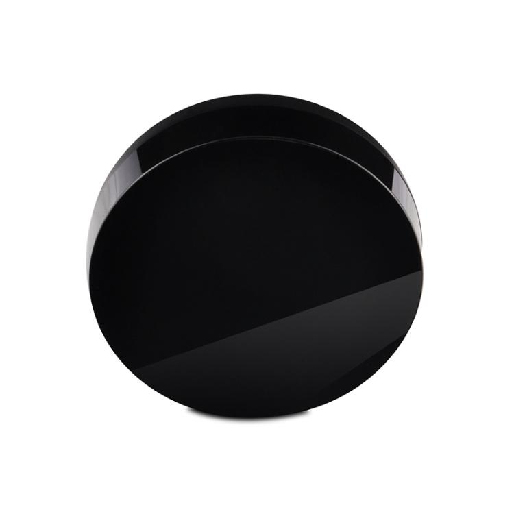 Smart IR Infrared Remote Controller Round Black Wi-Fi Remote Control