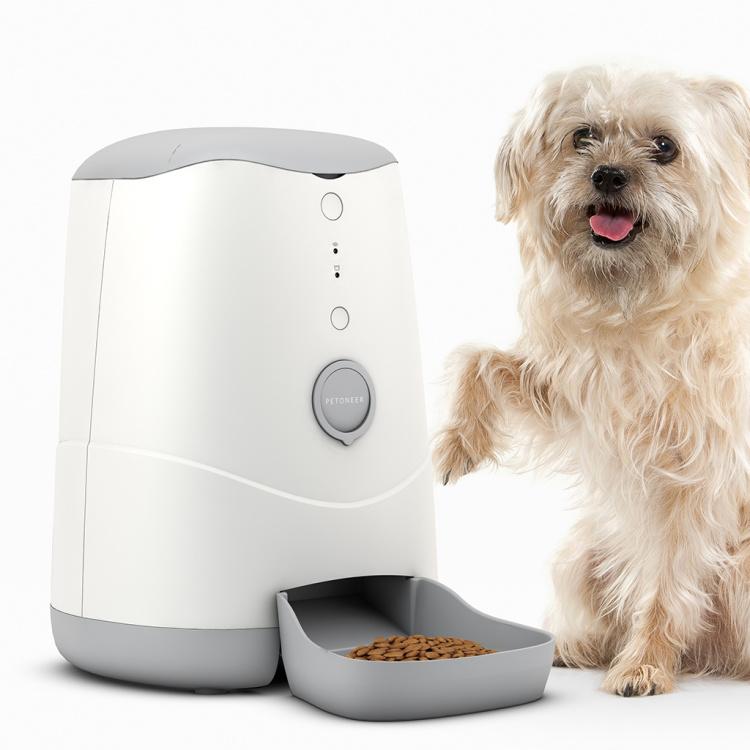 Wi-Fi Smart Pet Feeder