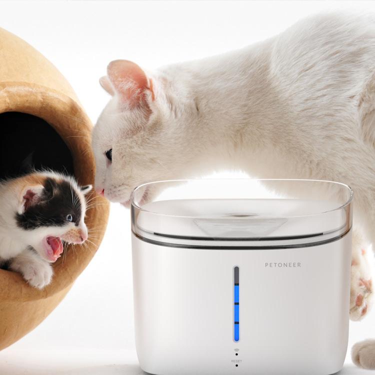 Wi-Fi Smart Pet Fountain