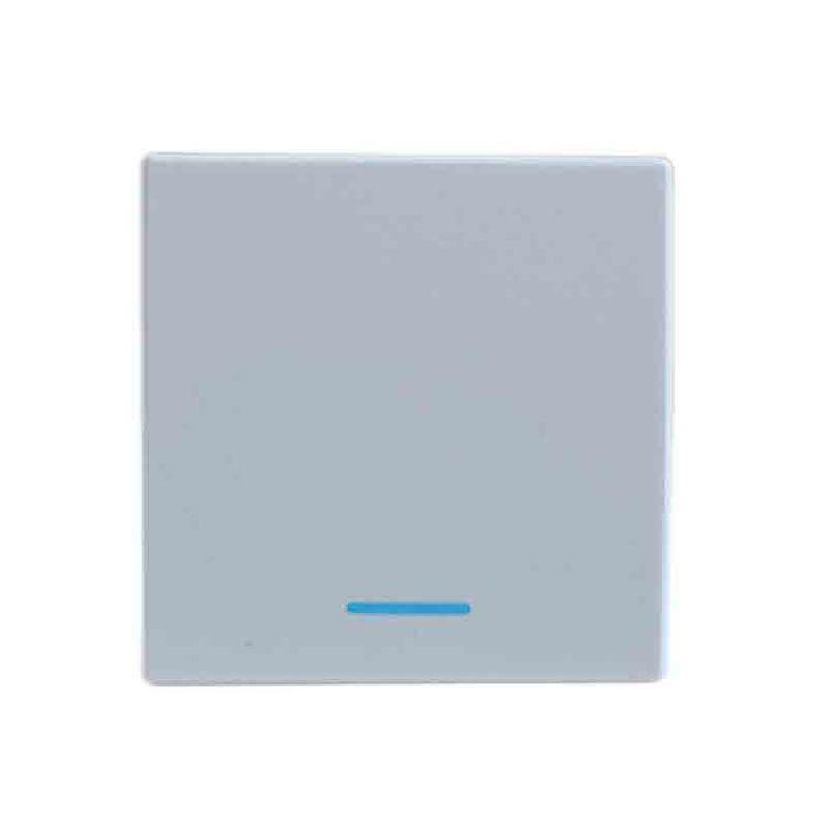Piezoelectric spontaneous electric doorbell