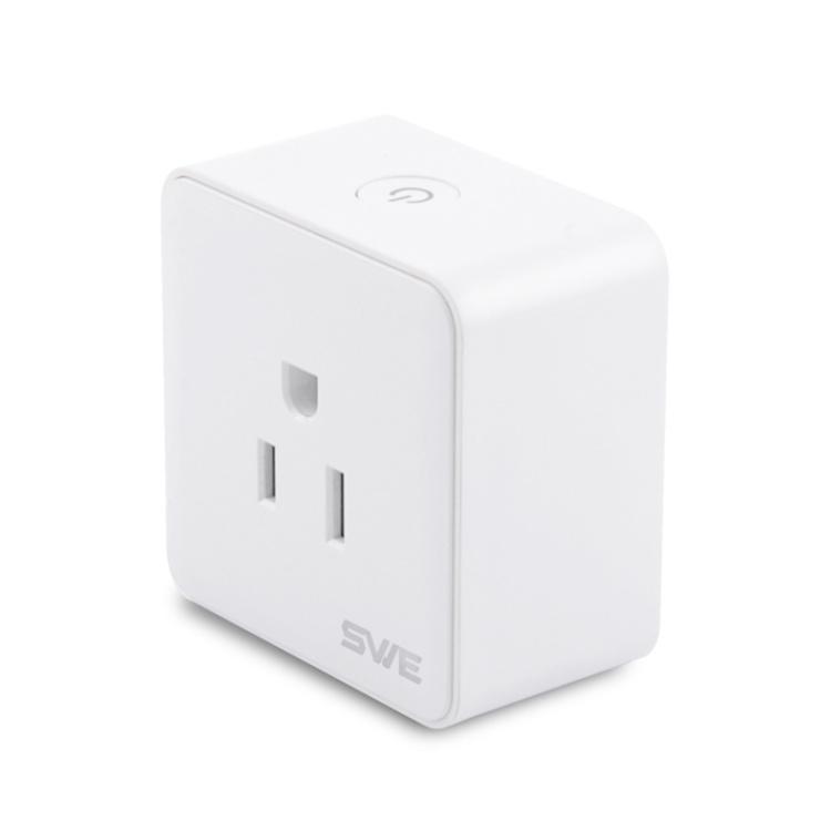 US Wi-Fi Remote Control Smart Plug 125V 15A