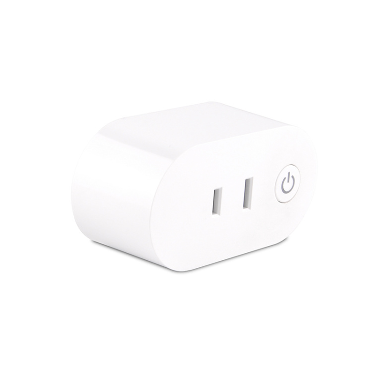 Japanese Standard 15A Wi-Fi Smart Plug with Power Metering