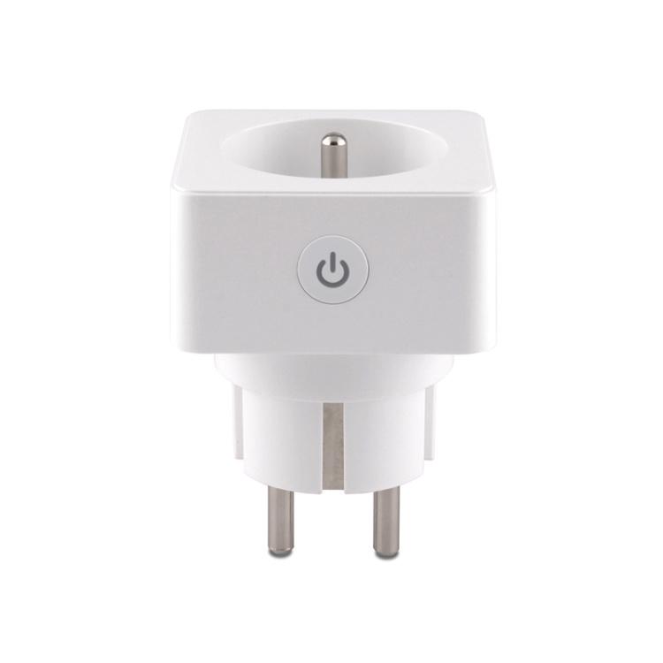 French Standard 16A Wi-Fi Smart Plug Socket