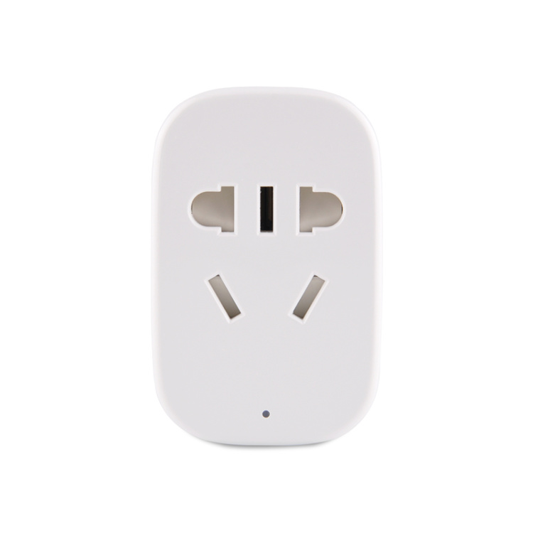 10A Remote Control Smart Wi-Fi Plug with Socket