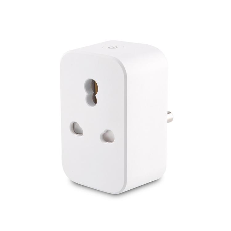 Indian Standard 16A Multifunctional Socket Wi-Fi Smart Plug