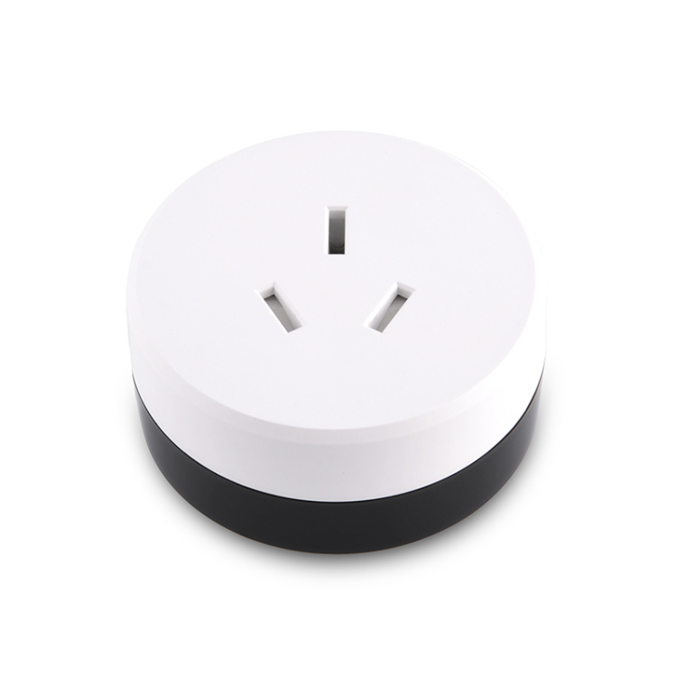 16A Wi-Fi Smart Socket for AC Controller with Mertering Function