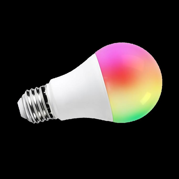 8W 800lm Smart Wi-Fi bulb RGB+CW A60