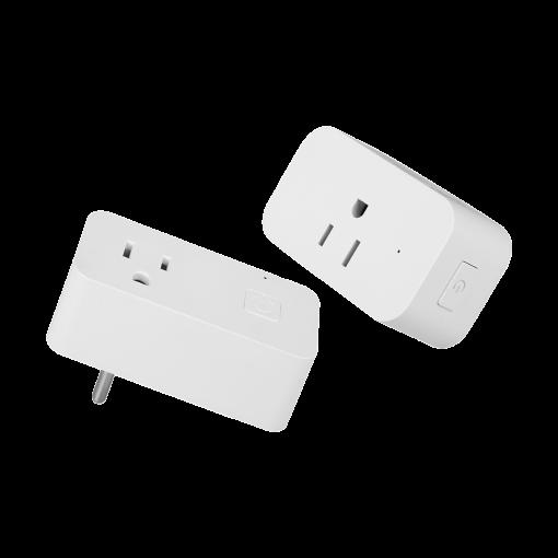 Smart US plug with energy monitor