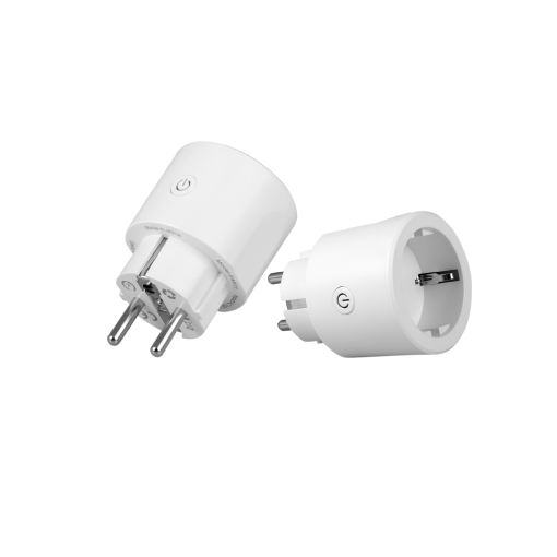 EU Smart Plug With Energy Monitor 10A/16A