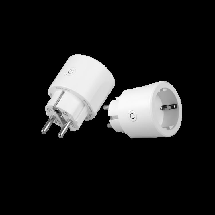 EU Smart Plug With Energy Monitor 10A/16A