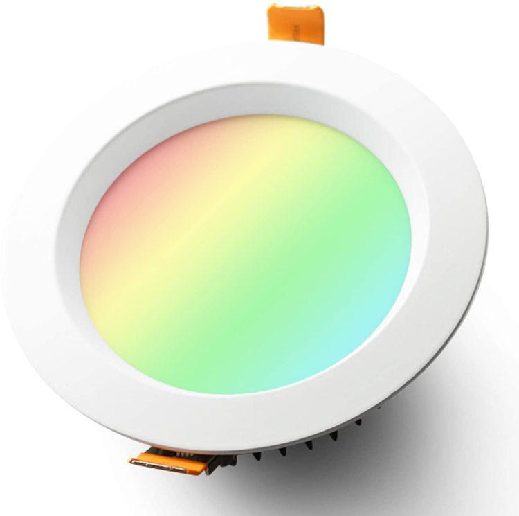 smart down light RGBCW