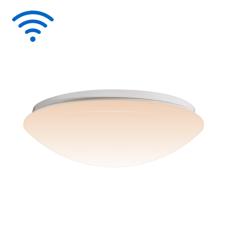 WIFI  CCT Tunable LED Flush Mount Ceiling Light 01Series