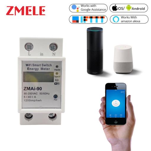 Wi-Fi Smart Meter