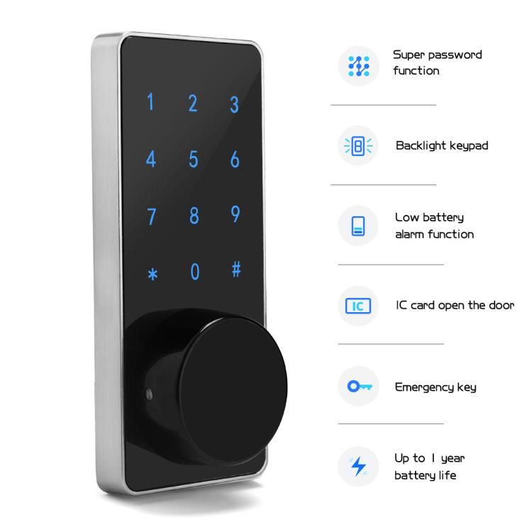 Smart Wi-Fi  Door Lock