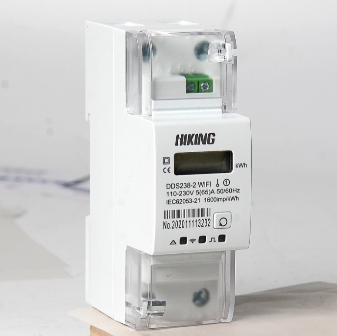 Single Phase Wi-Fi Electric Energy Meters