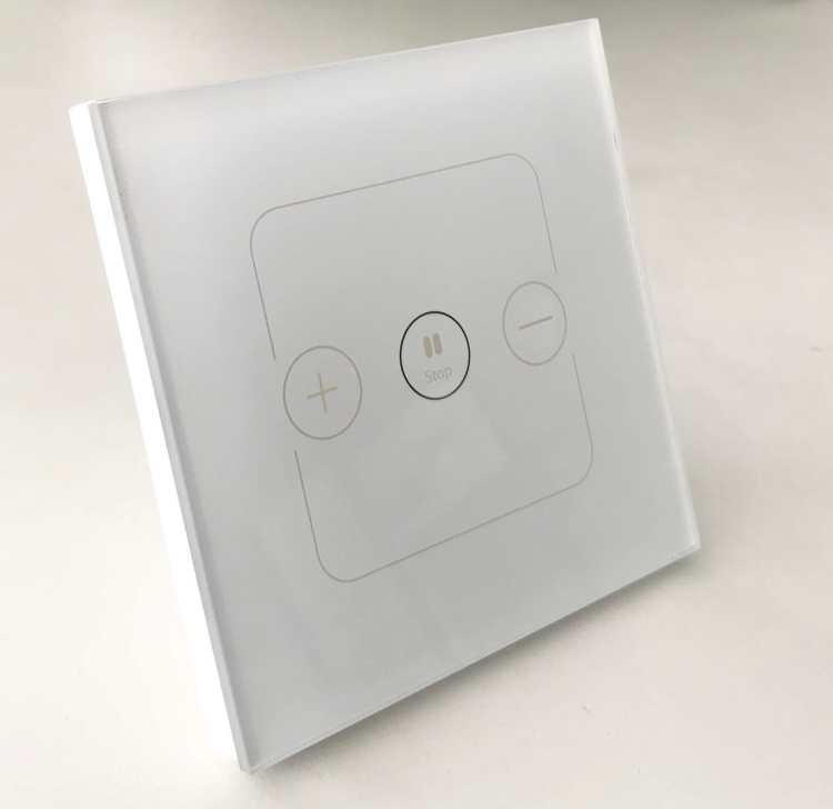 Wi-Fi Touch Dimmer Switch
