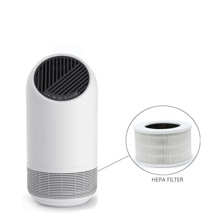 Smart Mini Portable HEPA Filter Air Purifier