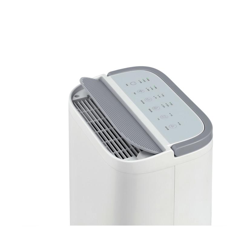 7L/D Portable Home Desiccant Dehumidifier