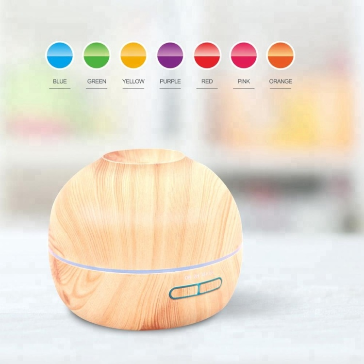 Smart Cool Mist Aroma Diffuser Home Mini Portable Ultrasonic Essential oil diffuser