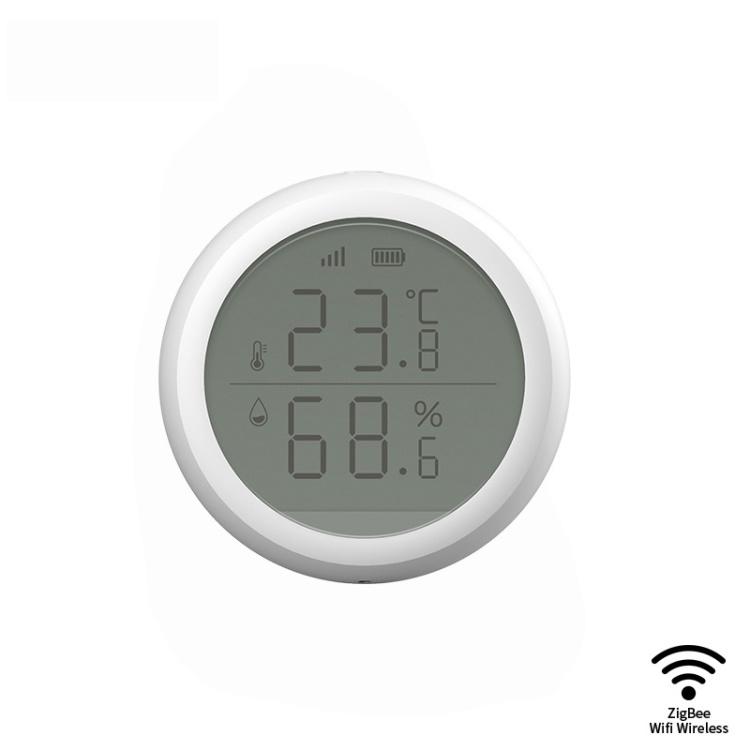 tuya ZigBee temperature and humidity sensor