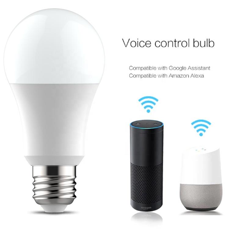 RGB+CW Smart Bulb