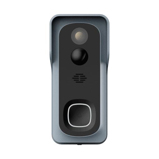 1080P Weatherproof Battery-Powered Smart Doorbell