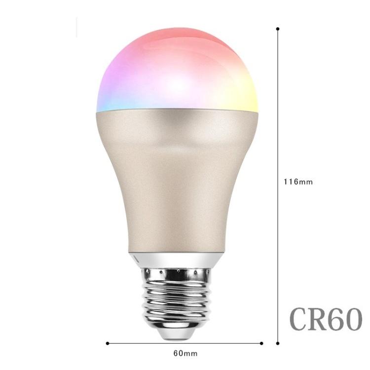 Wifi Smart Light Bulb 9W RGBCW