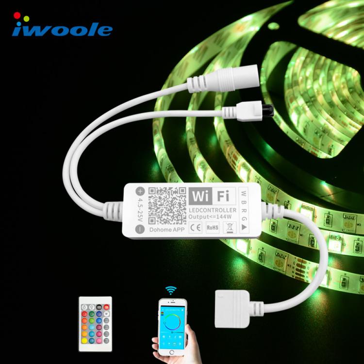 Smart  Wi-Fi IR LED Strip