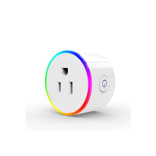 RGB Light Smart Plug US Type