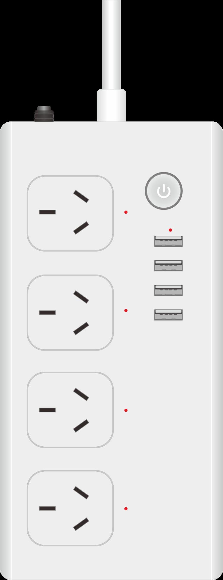 AU Wi-Fi Power Strip