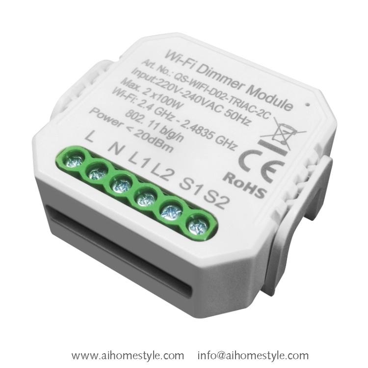 Wi-Fi Dimmer Module - 2