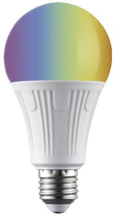Wifi RGB+CCT Bulb 7W