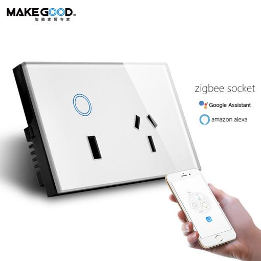 Australia Zigbee Power Point With USB Charger