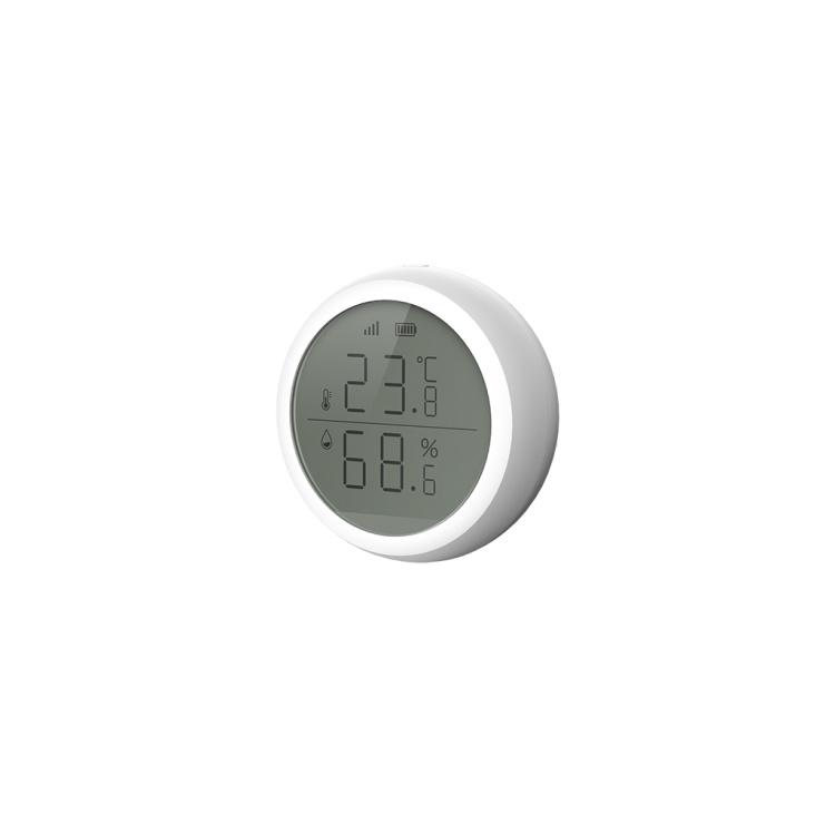 Zigbee Temperature And Humidity Sensor