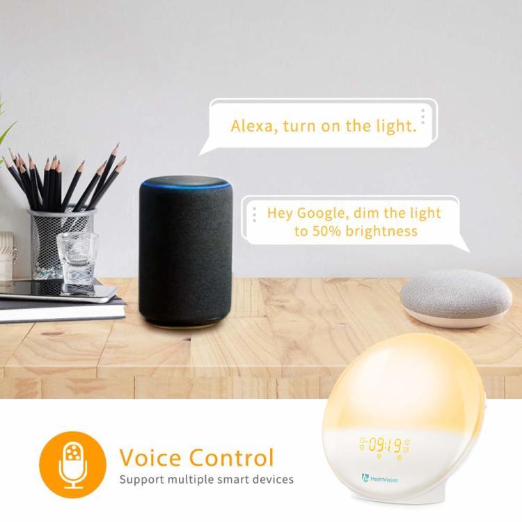 Smart Wake-Up Light