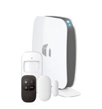 wifi GSM/3G/4G RF433/RF868/ Zigbee sensor with siren battery backup