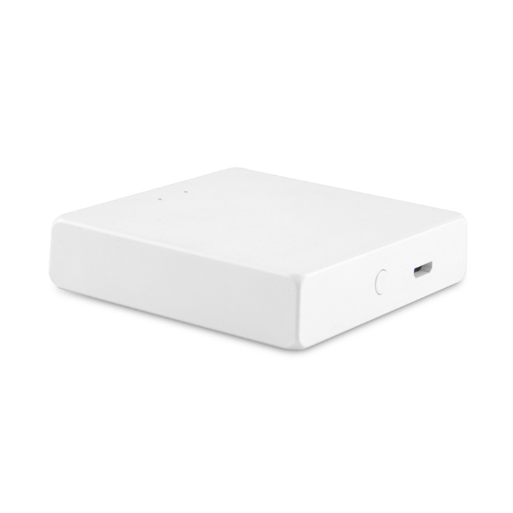 Square DC5V 1A Wireless Wi-Fi Zigbee Smart Gateway
