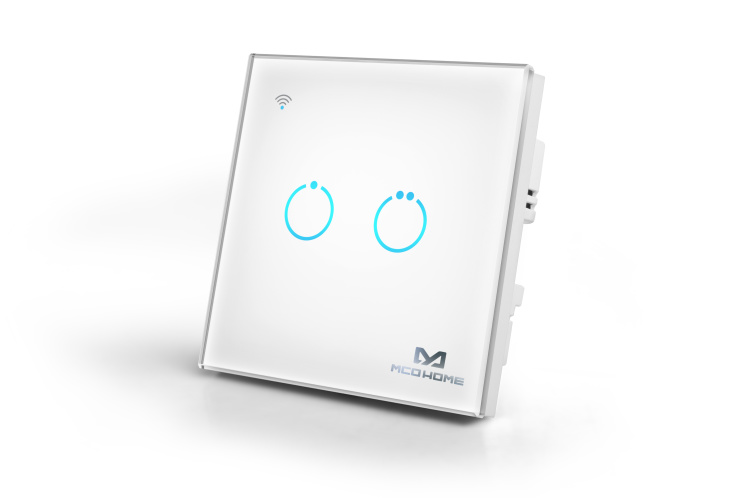 MCOHome WIFI Touch Panel Switch