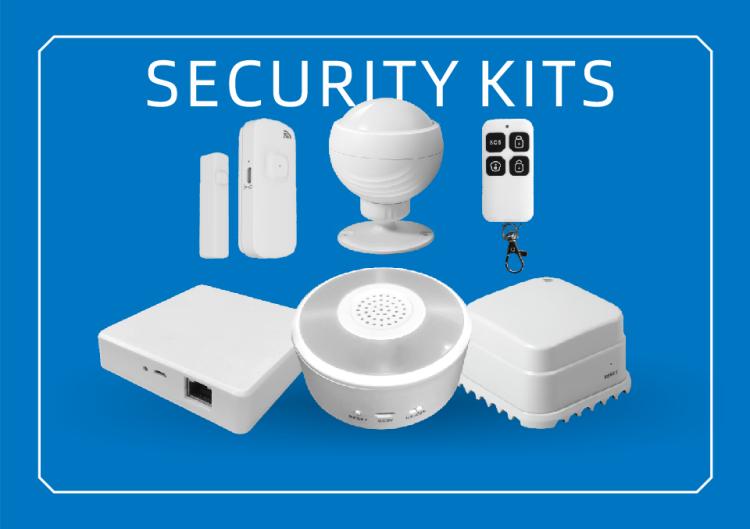 Security Alarm Kit