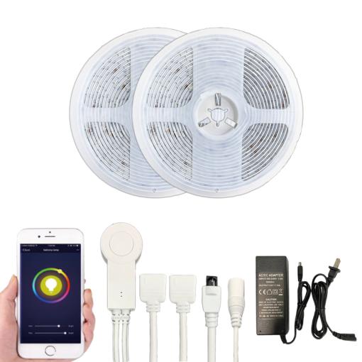 10m Wi-Fi Smart RGB LED Light Strip Kit