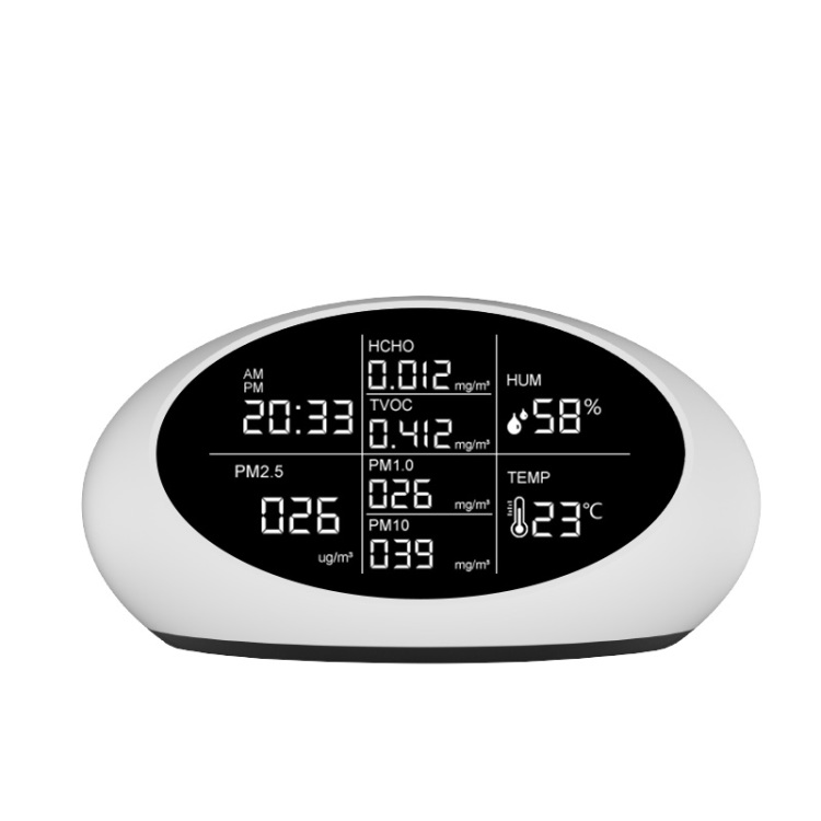 DIENMERN / Dinemeng, Multi-function Air Quality Monitor PM2.5 Particulate Matter Detection