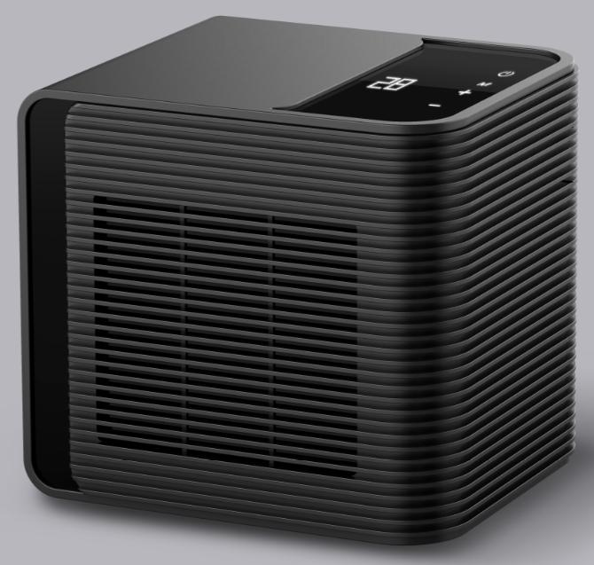 2000W Square Design PTC Heater