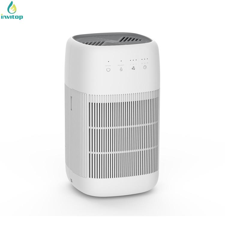 Smart Home Appliances Portable Air Purifier Dehumidifier